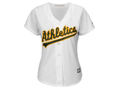 Oakland Athletics Majestic MLB Women's Cool Base Jersey