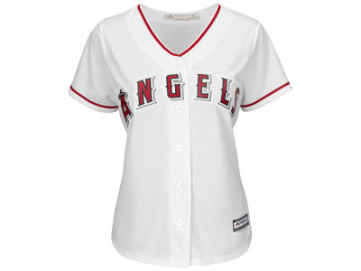 Los Angeles Angels Majestic MLB Women's Cool Base Jersey