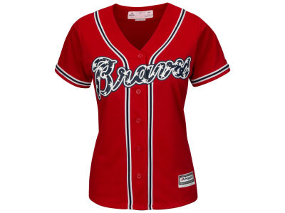 Atlanta Braves MLB Women's Cool Base Jersey