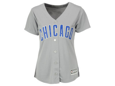 Chicago Cubs Majestic MLB Women's Cool Base Jersey