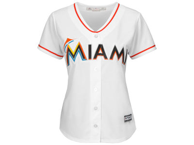 Miami Marlins MLB Women's Cool Base Jersey