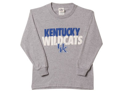 Kentucky Wildcats NCAA Youth 2Tone Long Sleeve T-Shirt