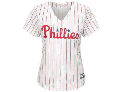 Philadelphia Phillies Majestic MLB Women's Cool Base Jersey