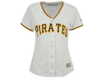 Pittsburgh Pirates Majestic MLB Women's Cool Base Jersey
