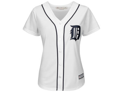 Detroit Tigers MLB Women's Cool Base Jersey