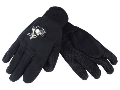Pittsburgh Penguins Solid Utility Gloves