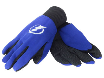 Tampa Bay Lightning Solid Utility Gloves