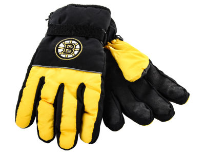 Boston Bruins Insulated Gloves