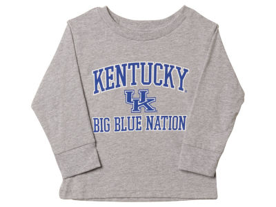 Kentucky Wildcats NCAA Toddler Slogan Long Sleeve T-Shirt