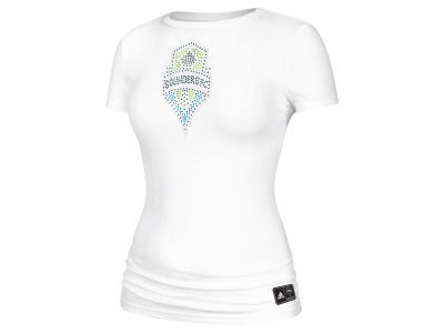 Seattle Sounders FC adidas MLS Women's Shine T-Shirt