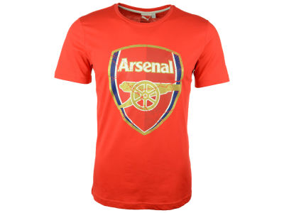Arsenal FC Puma Club Soccer Mens Team Core T-Shirt