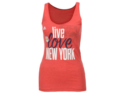 New York Red Bulls adidas MLS Women's Live Love Team Tank