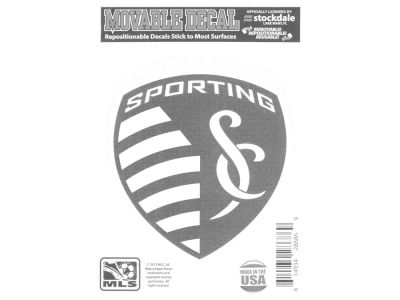 Sporting Kansas City Vinyl Decal