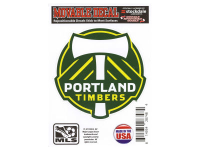 Portland Timbers Vinyl Decal