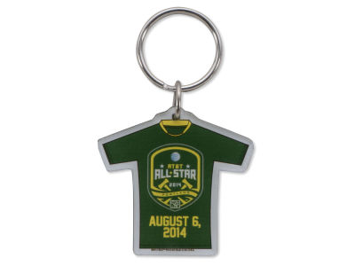 Portland Timbers Game Wear Keychain