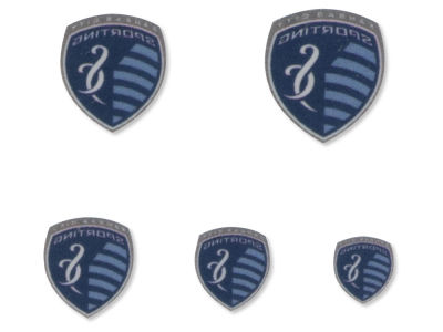 Sporting Kansas City Tattoo Nail