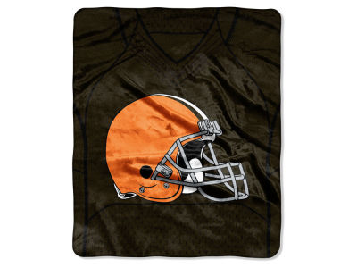 Cleveland Browns 50x60in Plush Throw Jersey