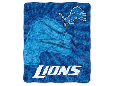 Detroit Lions 50x60in Sherpa Throw
