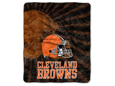 Cleveland Browns 50x60in Sherpa Throw