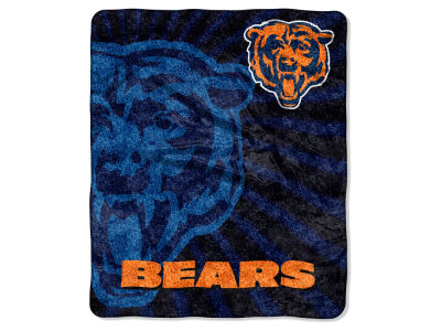 Chicago Bears 50x60in Sherpa Throw