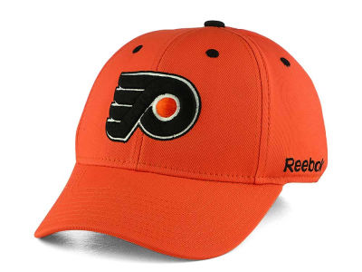 Philadelphia Flyers Reebok NHL JC Core Basic Flex Fit Hat