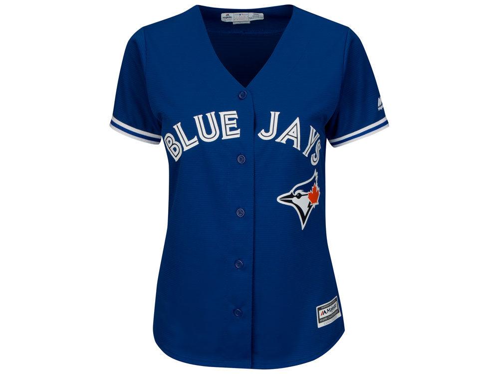 Toronto Blue Jays Majestic MLB Women s Cool Base Jersey 5bdf966622