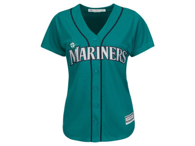 Seattle Mariners MLB Women's Cool Base Jersey