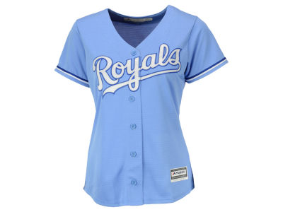 Kansas City Royals Majestic MLB Women's Cool Base Jersey