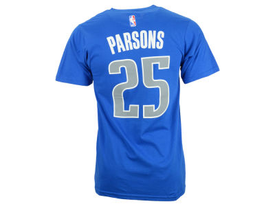 Dallas Mavericks Chandler Parsons adidas NBA Men's Player T-Shirt