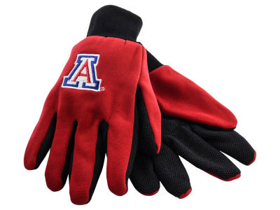 Arizona Wildcats Solid Utility Gloves