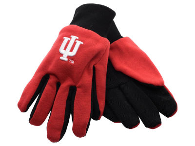 Indiana Hoosiers Forever Collectibles Solid Utility Gloves