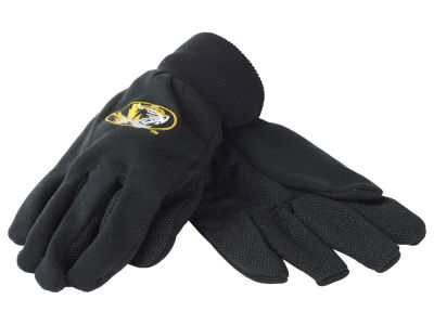 Missouri Tigers Solid Utility Gloves
