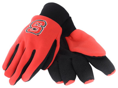 North Carolina State Wolfpack Solid Utility Gloves