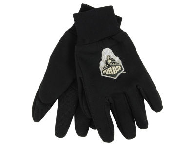 Purdue Boilermakers Forever Collectibles Solid Utility Gloves