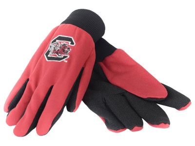 South Carolina Gamecocks Solid Utility Gloves