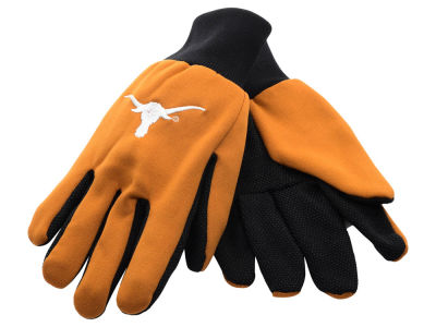 Texas Longhorns Solid Utility Gloves