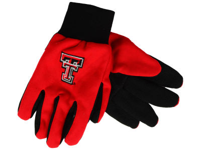 Texas Tech Red Raiders Solid Utility Gloves