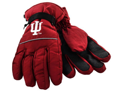 Indiana Hoosiers Insulated Gloves
