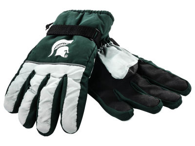 Michigan State Spartans Insulated Gloves