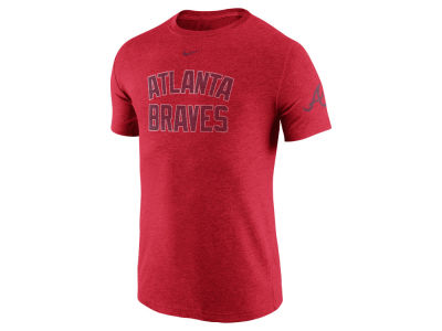 Atlanta Braves Nike MLB Men's Tri-Blend DNA T-Shirt