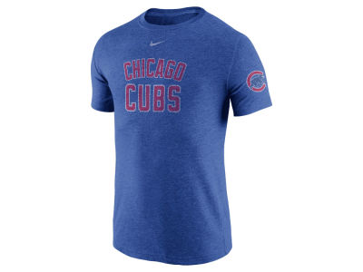 Chicago Cubs Nike MLB Men's Tri-Blend DNA T-Shirt