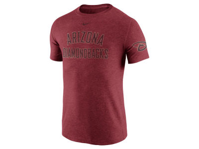 Arizona Diamondbacks Nike MLB Men's Tri-Blend DNA T-Shirt
