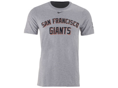 San Francisco Giants Nike MLB Men's Tri-Blend DNA T-Shirt