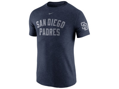 San Diego Padres Nike MLB Men's Tri-Blend DNA T-Shirt
