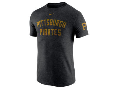 Pittsburgh Pirates Nike MLB Men's Tri-Blend DNA T-Shirt