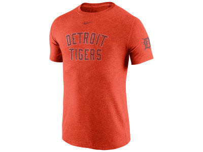 Detroit Tigers Nike MLB Men's Tri-Blend DNA T-Shirt