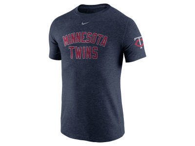 Minnesota Twins Nike MLB Men's Tri-Blend DNA T-Shirt