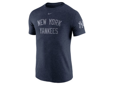 New York Yankees Nike MLB Men's Tri-Blend DNA T-Shirt