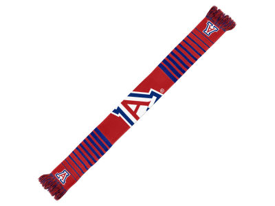 Arizona Wildcats Acrylic Knit Scarf Big Logo
