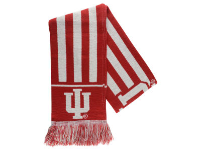 Indiana Hoosiers Candy Stripe Scarf